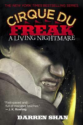 Image for Cirque du Freak: A Living Nightmare