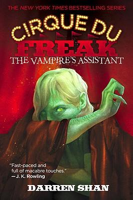"""The Vampire's Assistant (Cirque du Freak, Book 2)"", ""Shan, Darren"""