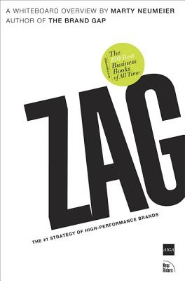 Image for Zag: The Number One Strategy of High-Performance Brands
