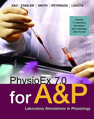 Image for PhysioEx 7.0 for Anatomy & Physiology: Laboratory Simulations in Physiology