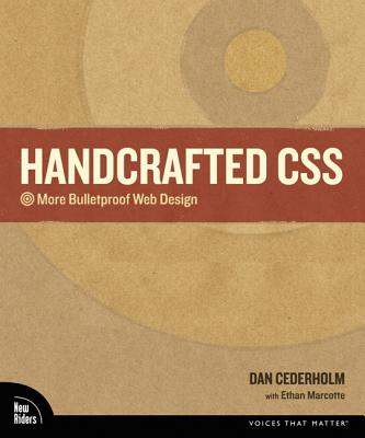 Image for Handcrafted CSS: More Bulletproof Web Design