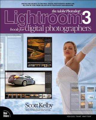 Image for The Adobe Photoshop Lightroom 3 Book for Digital Photographers (Voices That Matter)