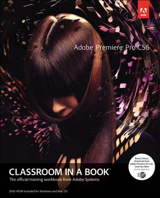 Image for Adobe Premiere Pro CS6 Classroom in a Book