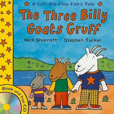 Image for The Three Billy Goats Gruff (Lift-the-Flap Fairy Tales)