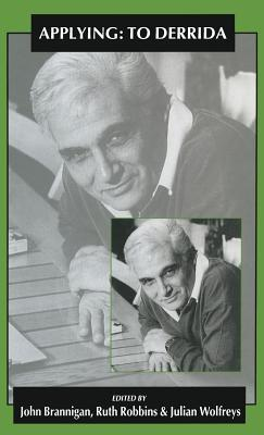 Image for Applying : To Derrida