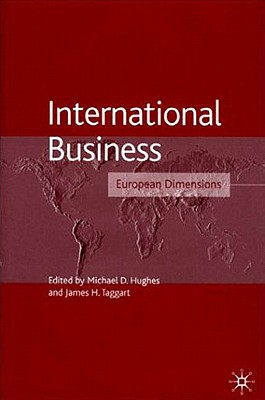 Image for International Business: European Dimensions (Academy of International Business Series)