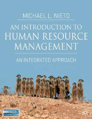 Image for An Introduction to Human Resource Management: An Integrated Approach