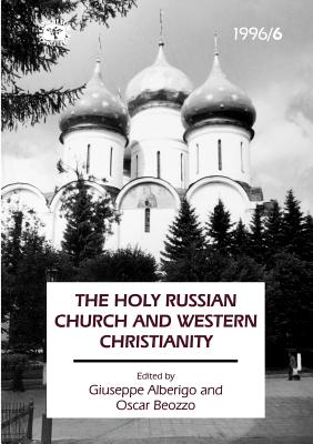 Image for Concilium 1996/6 Holy Russian Church and Western Christianity