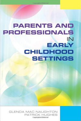 Image for Parents and Professionals in Early Childhood Settings