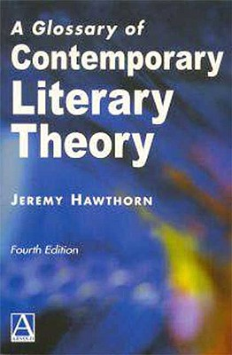 Image for A Glossary of Contemporary Literary Theory
