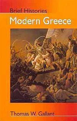 Image for Modern Greece;Brief Histories