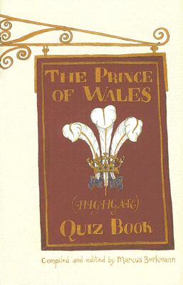 Image for The Prince of Wales (Highgate) Quiz Book