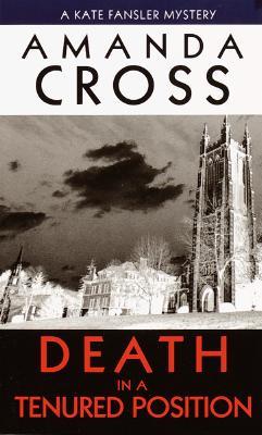 Death in a Tenured Position, Cross, Amanda