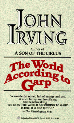 The World According to Garp, Irving, John