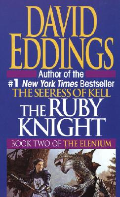 Image for The Ruby Knight (Book Two of the Elenium)