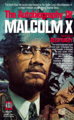 The Autobiography of Malcolm X (As Told to Alex Haley), ALEX HALEY, MALCOLM X