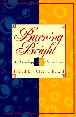 Image for Burning Bright: An Anthology