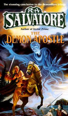 Image for The Demon Apostle (The DemonWars Saga)