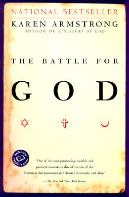 Image for The Battle for God