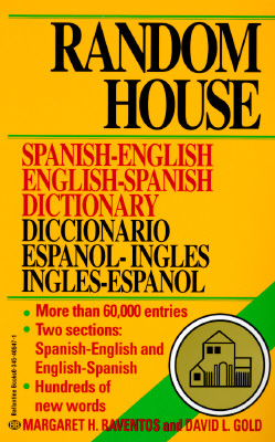 Image for Random House Spanish-English English-Spanish Dictionary