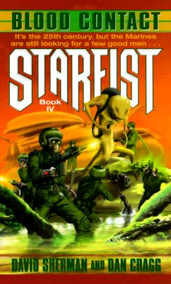 Image for Blood Contact (Starfist, Book 4)