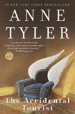 The Accidental Tourist: A Novel (Ballantine Reader's Circle), Anne Tyler