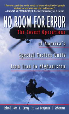 Image for No Room for Error: The Story Behind the USAF Special Tactics Unit