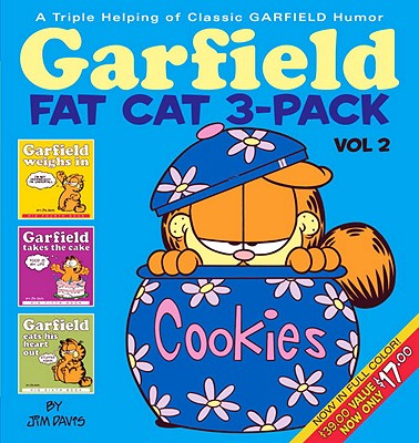 Image for Garfield Fat Cat 3-Pack: A Triple Helping Of Class