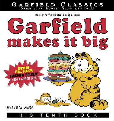 Image for Garfield Makes It Big