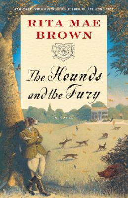 Image for HOUNDS AND THE FURY, THE : A NOVEL