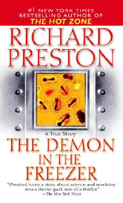 The Demon in the Freezer, Preston, Richard