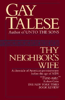 Image for THY NEIGHBOR'S WIFE