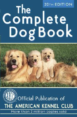 Image for The Complete Dog Book: 20th Edition