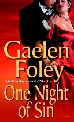 One Night Of Sin, Gaelen Foley