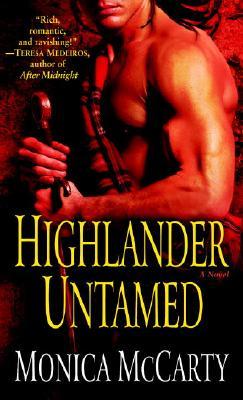 Image for HIGHLANDER UNTAMED  A Novel