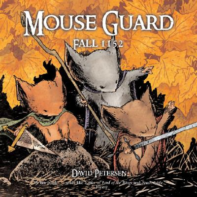 Image for Mouse Guard: Fall 1152 (Mouse Guard Graphic Novels (Quality Paper))