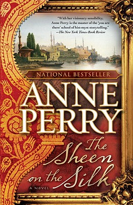Image for SHEEN ON THE SILK : A NOVEL