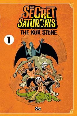 The Secret Saturdays 1: The Kur Stone (Secret Saturdays (del Ray)), Cartoon Network