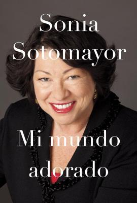 Image for Mi mundo adorado  My beloved world: Memoria / Memory (Spanish Edition)