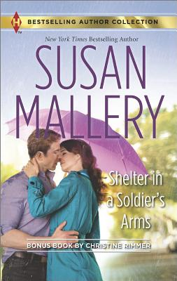 Image for Shelter in a Soldier's Arms: Donovan's Child (Harlequin Bestselling Author)