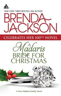 Image for A Madaris Bride for Christmas (Harlequin Kimani ArabesqueMadaris Family Saga)