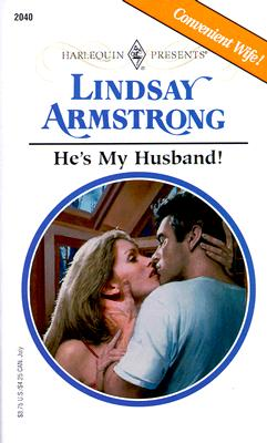 Image for HE'S MY HUSBAND