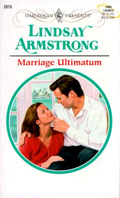 Image for Marriage Ultimatum (Harlequin Presents)
