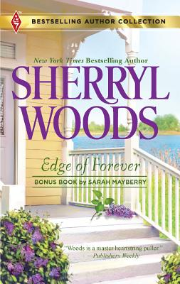 Edge of Forever: Edge of Forever A Natural Father (Bestselling Author Collection), Sherryl Woods, Sarah Mayberry