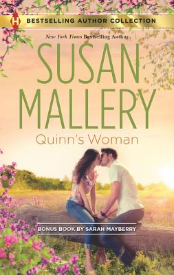 Image for Quinn's Woman: Quinn's Woman Home for the Holidays (Harlequin Bestselling Author)