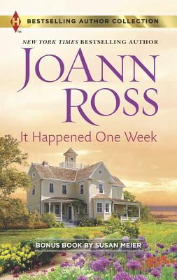 It Happened One Week: Maid for the Millionaire (Harlequin Bestselling Author), JoAnn Ross, Susan Meier
