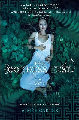 Image for The Goddess Test