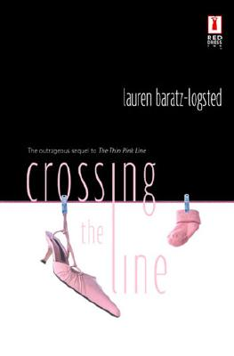 Image for Crossing the Line
