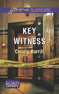 Key Witness (Love Inspired Suspense), Barritt, Christy