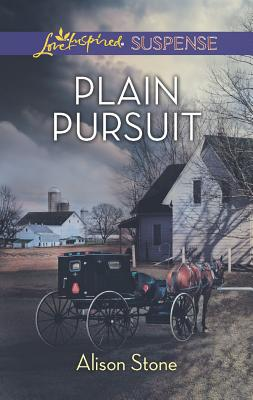 Image for Plain Pursuit (Love Inspired Suspense)